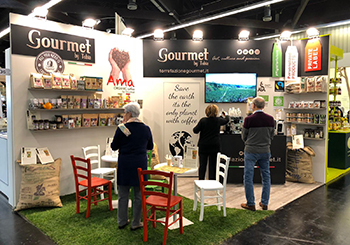 Our booth at BIOFACH 2020