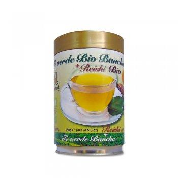 Bancha Green tea +10% Reishi powder