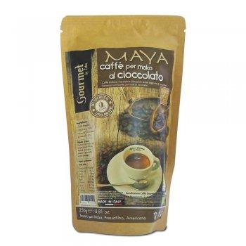 MAYA coffee with choccolate aroma