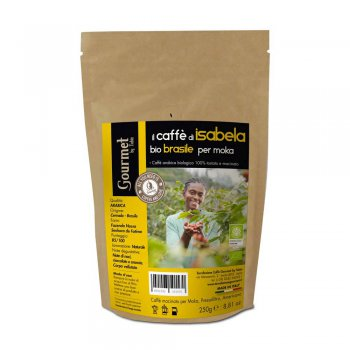 Brazil The Coffee of Isabela