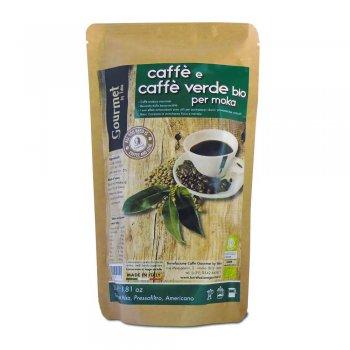 Roasted coffee and Green Coffee