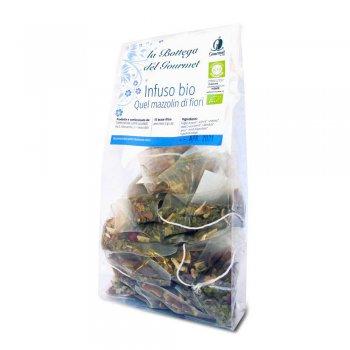 Organic Quel Mazzolin di fiori Herbal tea