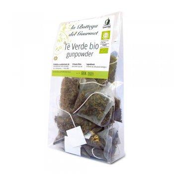 Organic Green Tea Gunpowder