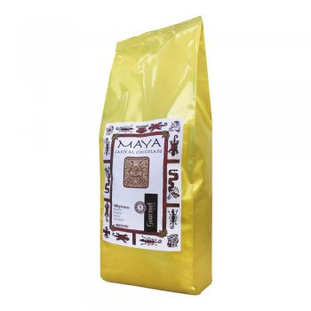 MAYA coffee with choccolate