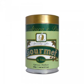 Gourmet Gold ground in a tin